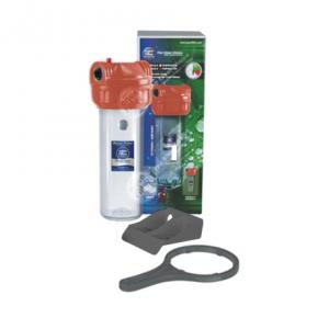 Фильтр колбовый для горячей воды Aquafilter F10NN2PC-R34 10 дюймов