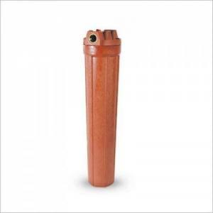 Фильтр колбовый для горячей воды Aquafilter FHHOT20-1 20 дюймов Slim