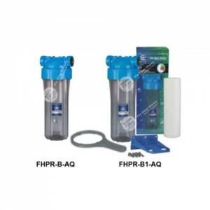 Фильтр колбовый для холодной воды Aquafilter FHPR1-B1-AQ, 1 дюйм (Аквафильтр с комплектацией)