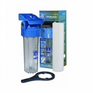 Фильтр колбовый усиленный для холодной воды Aquafilter FHPR1-HP1, 1 дюйм