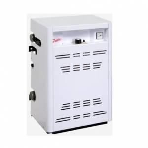 Газовый парапетный котел ДАНКО 10 УСВ двухконтурный стальной, 10 кВт