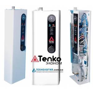 Электрический котёл Tenko серии эконом 4,5 квт 220 в, 3 ступени, с возможностью подключения насоса