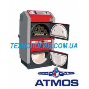 Котел пиролизный Atmos DC24RS