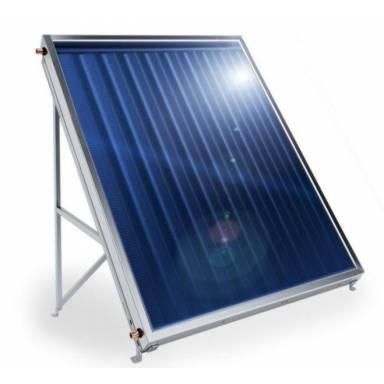 Всесезонный солнечный плоский коллектор ELDOM CLASSIC R CLR 2.5