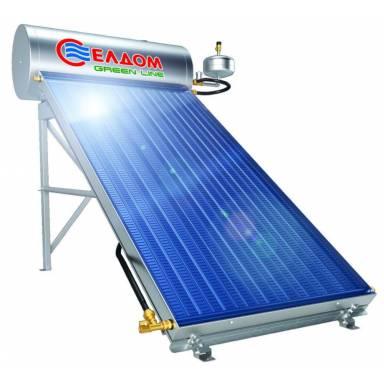 Всесезонный солнечный термосифонный коллектор ELDOM TS120C