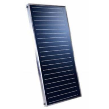 Всесезонный солнечный плоский коллектор Heliomax meandr 2.0 Am-А