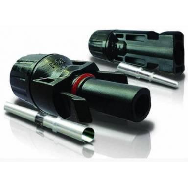 Соединитель кабельный MC4 пара 4 мм
