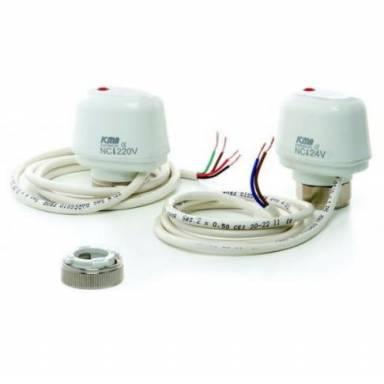 Сервопривод электротермический Icma для водяного теплого пола