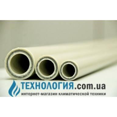 Труба полипропиленовая Xit-plast FIBER стекловолокно д 20 мм