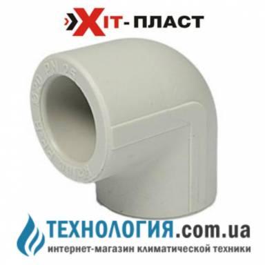 Уголок колено Xit-plast 90 гр диаметром 20мм
