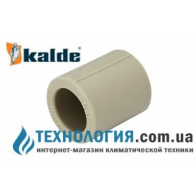 Kalde муфта соединительная с равными диаметрами д. 20 мм