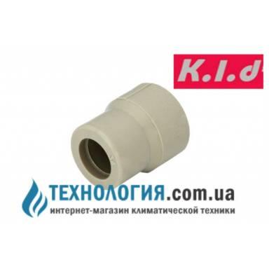 K.l.d муфта  соединительная с переходными диаметрами д. 25-20 мм