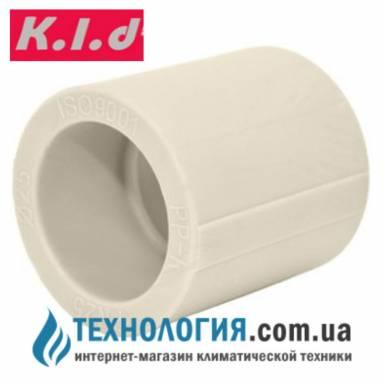K.l.d муфта соединительная с равными диаметрами д. 20 мм