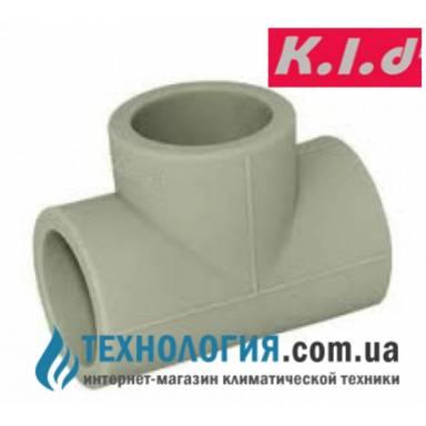 K.l.d тройник цвета с равными диаметрами 20-20-20