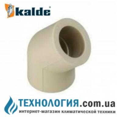 Уголок (колено) Kalde 45 гр. диаметром 20мм