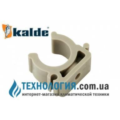 Одинарное крепление для труб Kalde *U* - типа диаметр 25 мм