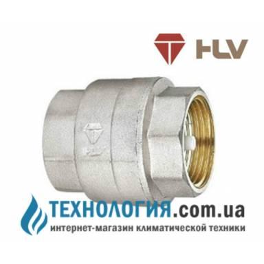 """Клапан обратного хода воды 2"""" HLV латунный шток с клапаном воздухоотводчика 1/2"""" или 3/8"""""""