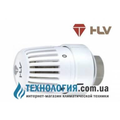 Головка термостатическая к радиаторным кранам HLV