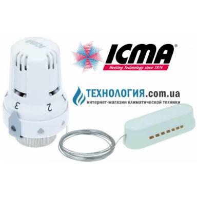 Головка термостатическая для терморегулирующих и термостатических вентилей ICMA