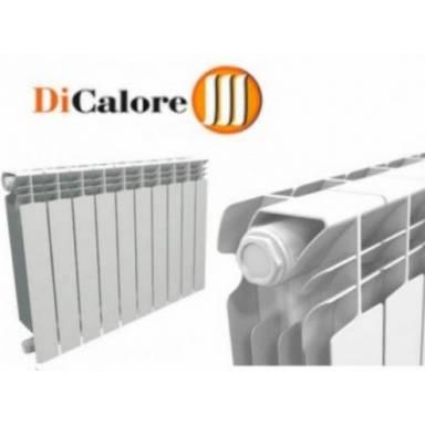 Радиатор биметаллический DICALORE Bimetal 500/80 купить недорого