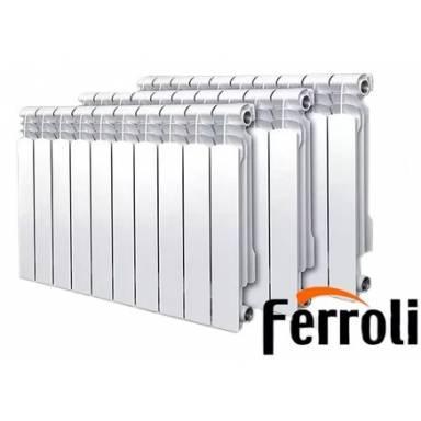 Алюминиевый радиатор  FERROLI POL 500 купить в Харькове и Украине