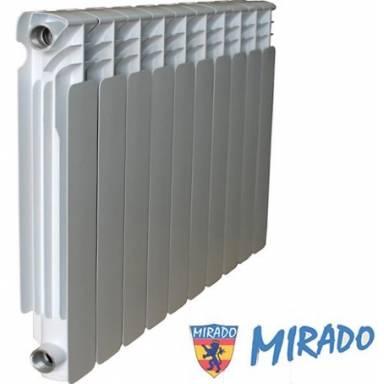 Радиатор алюминиевый Mirado 50/96 с доставкой по Украине