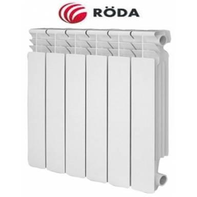 RODA RAL R05B (500x80мм) аллюминий