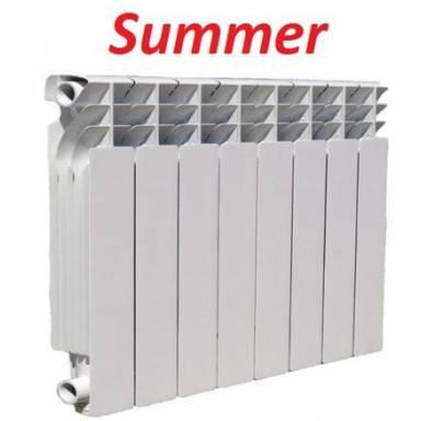 Радиатор биметаллический Summer 50/76 с доставкой по Украине