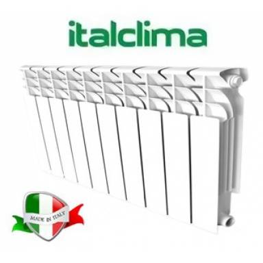Радиатор биметаллический Italclima 350/96 с доставкой по Украине