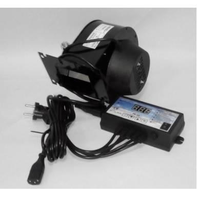 регулятор температуры - комплект NOWOSOLAR_PK-22 + вентилятор NWS 75
