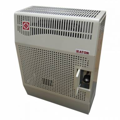 стальной газовый конвектор без вентилятора Aтон vector АОГК-5,0 кВт