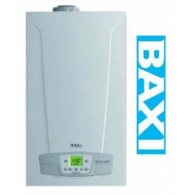 Двухконтурный газовый конденсационный котел BAXI NUVOLA DUO-TEC+16 GA, 16 кВт, труба в комплекте, экономичный насос, 102%КПД