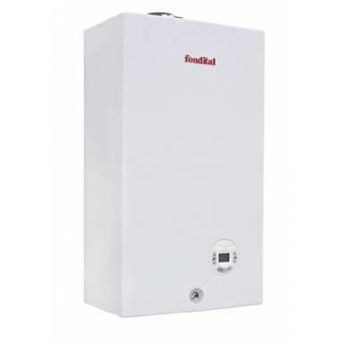 Котел газовый турбированный FONDITAL Minorca CTFS 24 с двумя раздельными теплообменниками 24 кВт)