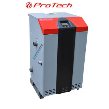 Напольный газовый котёл ProTech КВ-РТ Smart St 40 со стальным турбулизированным теплообменником