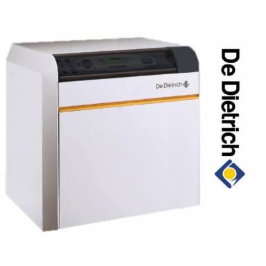 Чугунный газовый напольный котел с атмосферной горелкой De Dietrich DTG 230-10 S-B3, 45 кВт, 81 кВт