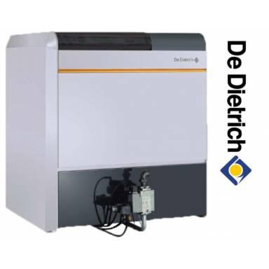 Чугунный газовый напольный котел с атмосферной горелкой De Dietrich DTG 330-9 S-B3 20/25, 112 кВт, 160 кВт
