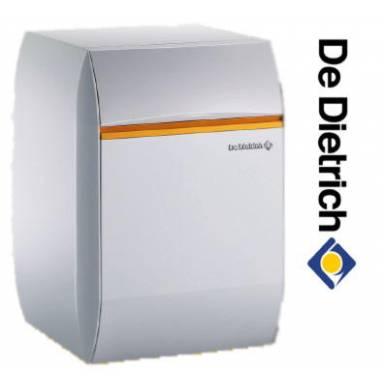 Атмосферный чугунный газовый котел напольный De Dietrich ELITEC DTG 135 Eco.NOx D, 24 кВт