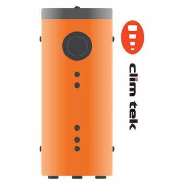 Бак аккумулирующий ClimTek АВН 1500 для всех типов твердотопливных котлов 1500 л с двумя теплообменниками