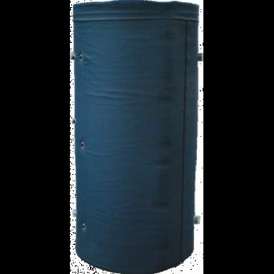 Бак аккумулирующий для всех типов твёрдотопливных котлов объемом 1500 л с теплообменником Корди АЕ-15-ti