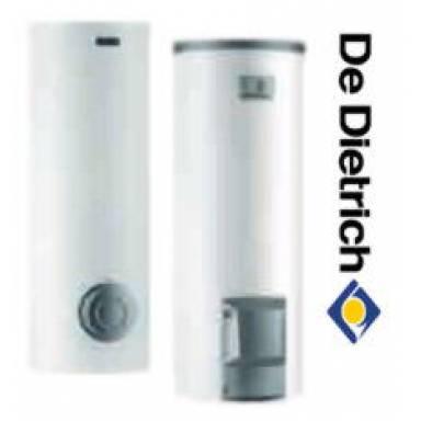 Бойлер косвенного нагрева напольный с одним спиральным теплообменником De Dietrich BPB 150 L, 150 л