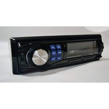 Автомагнитола с FM радио Pioner SP-1873 синяя подсветка