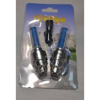 Колпачки-светодиоды для колес автомобиля мотоцикла или велосипеда