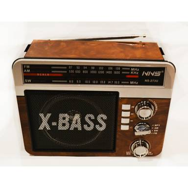 Радиоприемник с USB NNS NS-273U micro SD, FM