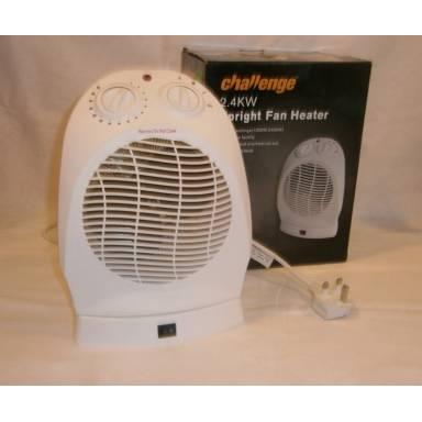 Тепловентилятор бытовой Challenge 2.4 кВт 220 В