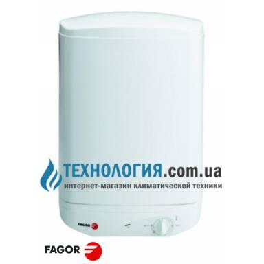 Бойлер Fagor CВ 100 l, сухой ТЭН объём, 100 литров, механическое управление