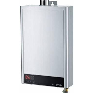Газовый проточный водонагреватель турбированный Gorenje GWH 12 NFEAC