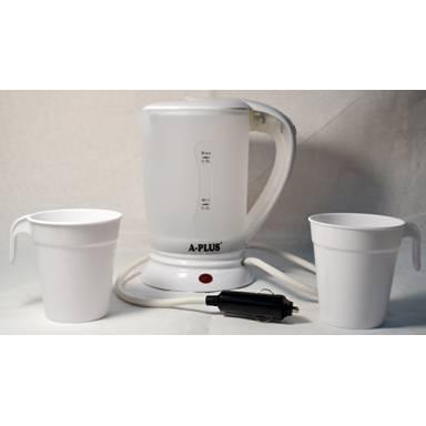 Чайник электрический автомобильный A-Plus объём 0,5л