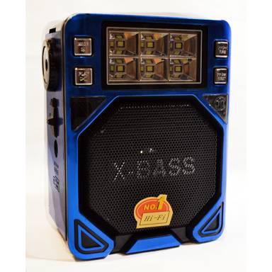 MP 3 плеер-FM радиоприемник Golon RX-8100T с фонариком
