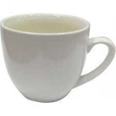Керамические чашки белого цвета «Одесса» на 200 мл. от 6 шт комплект