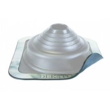 Кровельный герметичный проходной элемент для металлических крыш и с битумной черепицей Dektite premium